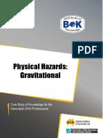 27 Hazard Gravitational