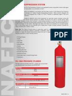 Co2 System Cylinder Valve Assembly