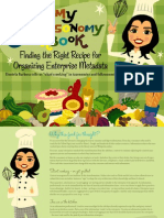 The Taxonomy Folksonomy Cookbook