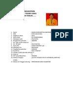 Profil Mahasiswa