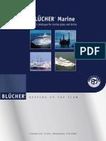 Blucher Marine Catalogue