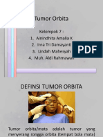 Tumor Orbita (Kmb II) 3