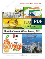 Current-Affairs-January-2019-monthly-capsule-1 pdf | Reserve