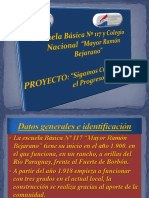 Proyecto 2012 Bejarano