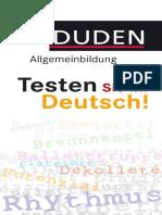 [Duden Redaktion] Duden Allgemeinbildung. Testen S(Z-lib.org)