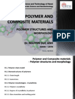 Polymer and Composite Materials - Ionic Polymerization
