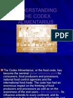 Codex Alimentarius Understanding
