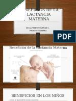 Beneficios de Lactancia Materna
