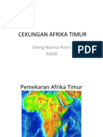 Cekungan Afrika TImur - Gilang NP