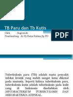 TB Paru Dan Tb Kutis