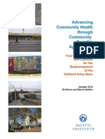 PI Community Benefits Agreements Studies