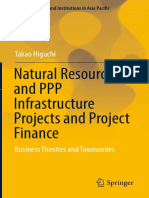 [Economics, Law, And Institutions in Asia Pacific] Takao Higuchi - Natural Resource and PPP Infrastructure Projects and Project Finance (2019, Springer Singapore)