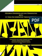 Pedoman Mutu Di FKTP Edit Fin. Oleh Cinggu, 2 Romadhan 1438 H