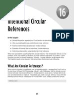 Circular Reference