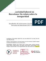 2018-11-05-Informe Encuesta Precariedad Laboral Barcelona