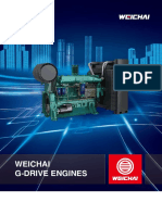 G Drive Engines Weichai Oman Muscat