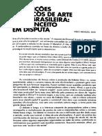 08 - Hélio Menezes - Exposições e Críticos de Arte Afro-brasileira, Um Conceito Em Disputa