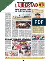 Primera página - Febrero 25 de 2019