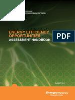 Energy Efficiency Opportunities Assessment Handbook