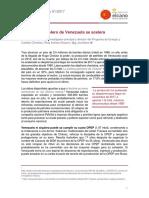 Comentario Escribano Declive Petrolero Venezuela Se Acelera