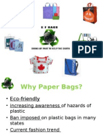 Business Plan Paper Bags