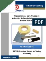 Astm d3359
