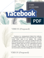 Case Study Facebook