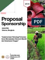 Proposal Sponsorship Kkn-ppm Ugm Bku 01