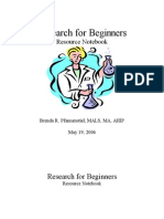 Research for Beginners 06