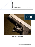 Glock Inc's. Slim Line G48