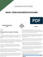 Conselhos – Sistemas de Gestão Democrática Da Política Urbana