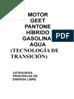 Motor Geet Pantone 2