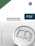 Manual de instruções - Passat.pdf