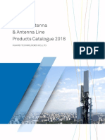 ! Huawei Antenna Catalogue 2018