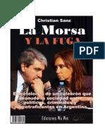 ANÍBAL FERNÁNDEZ Y CRISTINA FERNÁNDEZ DE KIRCHNER