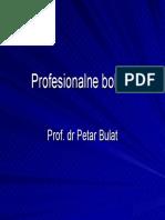 Profesionalne bolesti