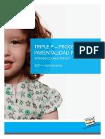 Triple P Introductory Guide ESP-LATAM LTR 2017