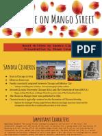 The House on Mango Street Presentation