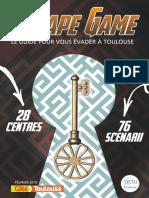 Guide Escape Games 2019