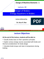 DME 1 Lecture 40