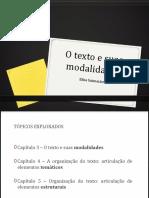 O texto e suas modalidades GUIMARÃES.pptx