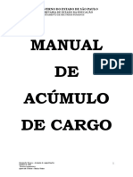 Manual Acumulo de Cargos
