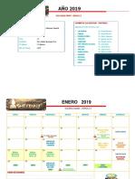 Agenda Anual - Zona 12 (F-c-4)