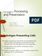 antegenic processing