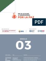 Participacion civil en acuerdos de paz internacional