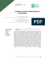 Pie diabetico - Tratamiento medico multi disciplinario - Ozonoterapia.pdf