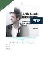 Actualización - Derecho Del Trabajo y Seguridad Social - I (Primer) Parcial - Emanuel... 27 de Enero 2019