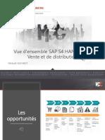 Synthèse SAP 4 HANA KPC Retail_Ventes Et Transport V5