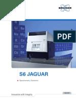 Рентгенофлуоресцентный Спектрометр s6 Jaguar_eng