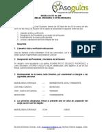 ACTA ASOGUIAs Cambio Representacion Legal